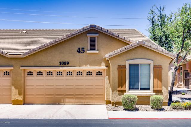 1350 S Greenfield Road #1089, Mesa, AZ 85206 (MLS #5950958) :: CC & Co. Real Estate Team