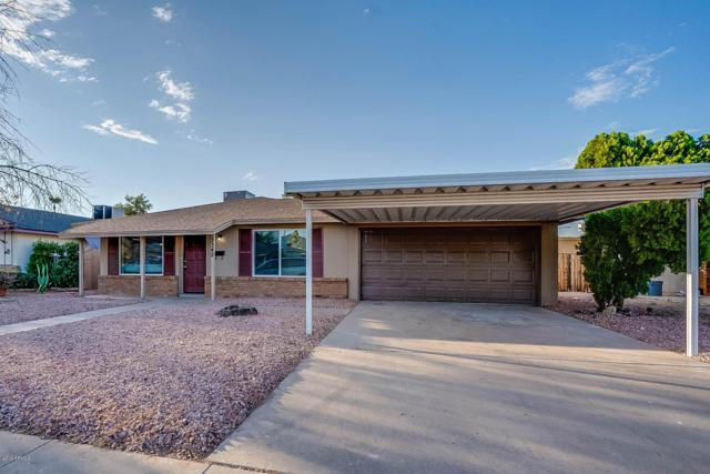 2342 E Shaw Butte Drive, Phoenix, AZ 85028 (MLS #5950979) :: The Laughton Team