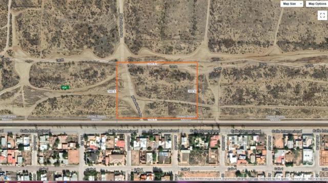 xxxx 1st & Washington Ave., Douglas, AZ 85607 (MLS #5950989) :: Brett Tanner Home Selling Team