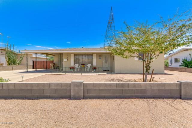 5415 E Decatur Street, Mesa, AZ 85205 (MLS #5950998) :: CC & Co. Real Estate Team