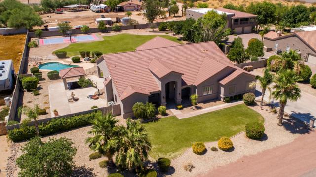 7813 W Camino De Oro, Peoria, AZ 85383 (MLS #5951018) :: CC & Co. Real Estate Team