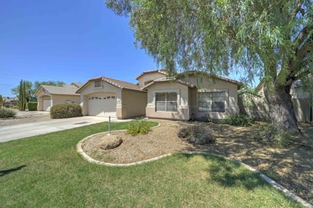 1644 E Oakland Street, Gilbert, AZ 85295 (MLS #5951183) :: CC & Co. Real Estate Team