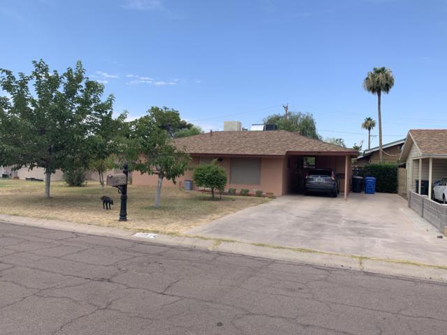 2814 N 51ST Street E, Phoenix, AZ 85008 (MLS #5951246) :: Keller Williams Realty Phoenix