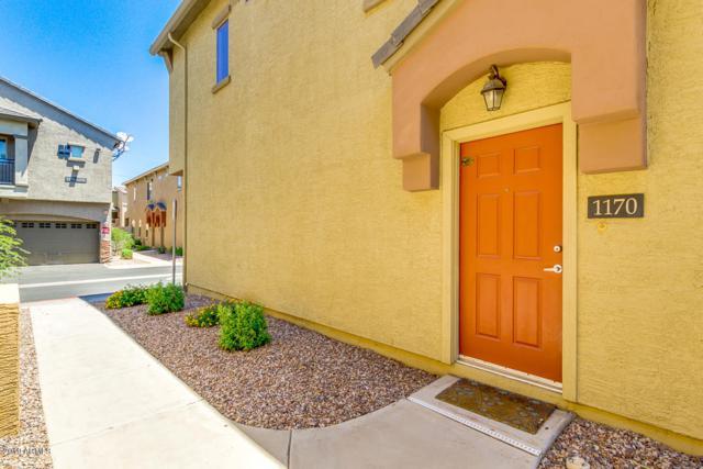 2401 E Rio Salado Parkway #1170, Tempe, AZ 85281 (MLS #5951297) :: Team Wilson Real Estate