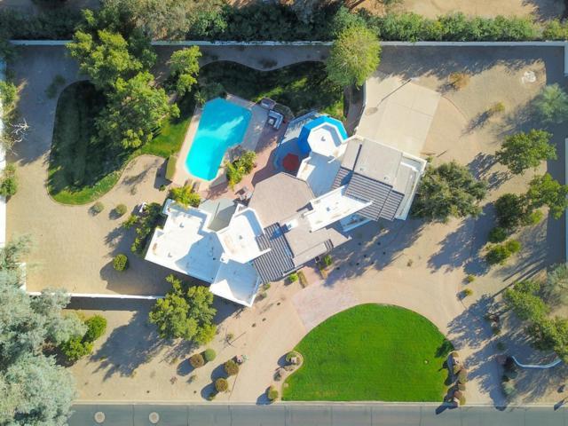 6401 E Caron Drive, Paradise Valley, AZ 85253 (MLS #5951315) :: Occasio Realty