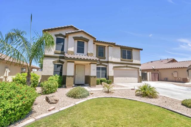 3398 E Derringer Way, Gilbert, AZ 85297 (MLS #5951329) :: CC & Co. Real Estate Team