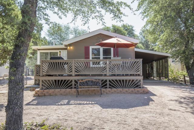 1205 N Easy Street, Payson, AZ 85541 (MLS #5951381) :: CC & Co. Real Estate Team