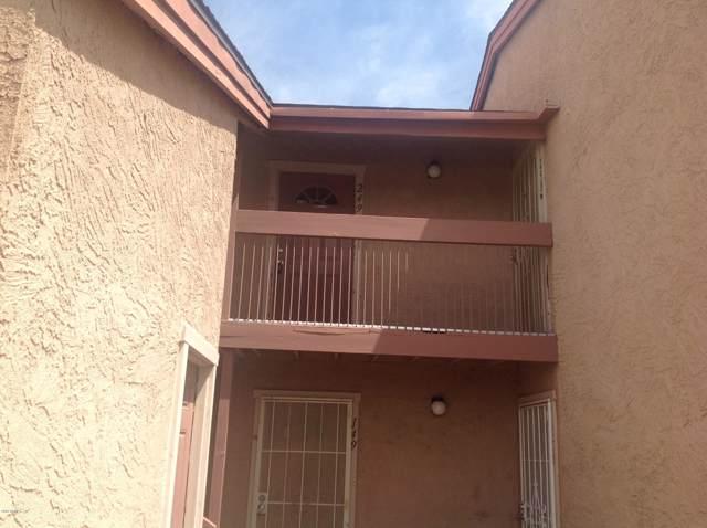 7550 N 12TH Street #249, Phoenix, AZ 85020 (MLS #5951441) :: The Pete Dijkstra Team