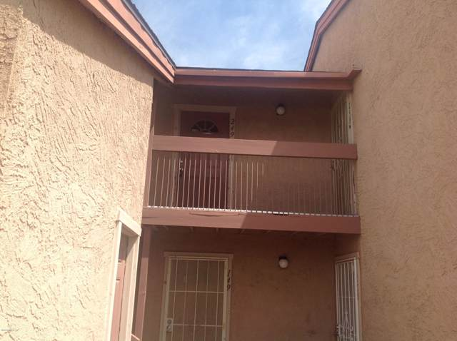 7550 N 12TH Street #249, Phoenix, AZ 85020 (MLS #5951441) :: Santizo Realty Group