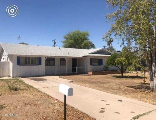 5409 E Pinchot Avenue, Phoenix, AZ 85018 (MLS #5951449) :: The Kenny Klaus Team
