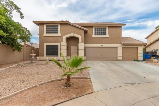 307 E Sheffield Court, Gilbert, AZ 85296 (MLS #5951519) :: Arizona Home Group