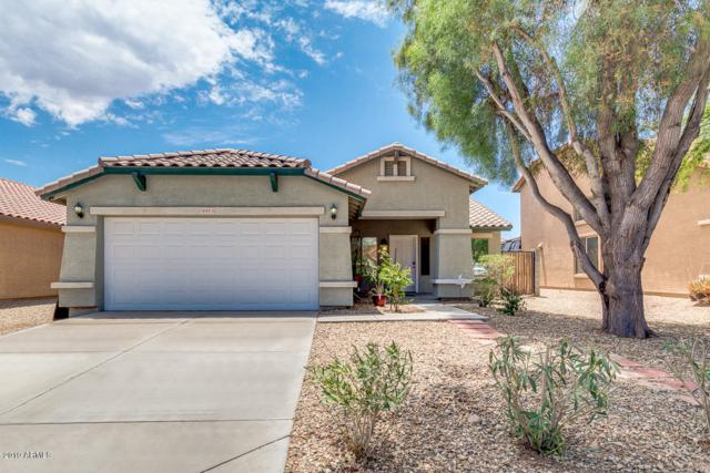 9513 W Williams Street, Tolleson, AZ 85353 (MLS #5951524) :: CC & Co. Real Estate Team