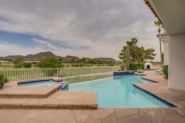 8624 N 64TH Place, Paradise Valley, AZ 85253 (MLS #5951556) :: The Daniel Montez Real Estate Group