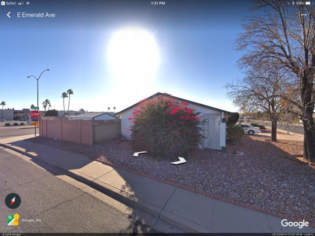 1003 S Kachina Drive, Mesa, AZ 85204 (MLS #5951596) :: The Laughton Team
