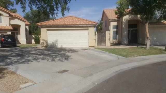 1836 N Stapley Drive #72, Mesa, AZ 85203 (MLS #5951615) :: Revelation Real Estate