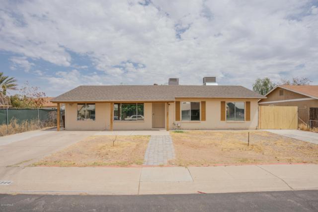 7344 W Comet Avenue, Peoria, AZ 85345 (MLS #5951653) :: The Laughton Team