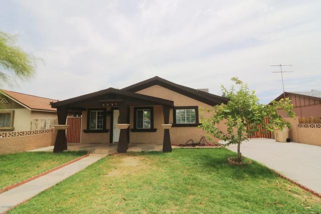 6537 N 52ND Drive, Glendale, AZ 85301 (MLS #5951664) :: CC & Co. Real Estate Team