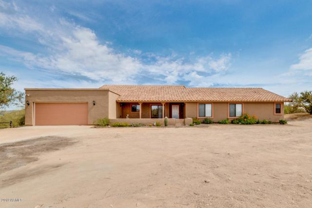 810 N Sophie Burden Road, Wickenburg, AZ 85390 (MLS #5951756) :: The Bill and Cindy Flowers Team