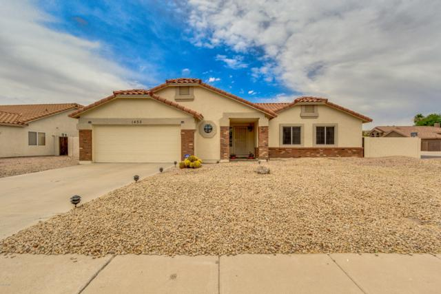 1432 S Mayfair Street, Mesa, AZ 85204 (MLS #5951832) :: CC & Co. Real Estate Team