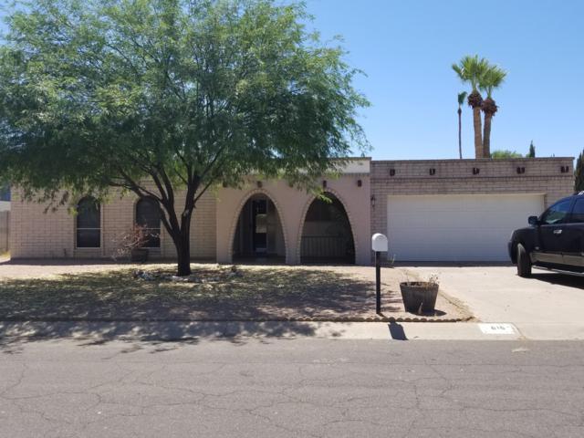 616 S Clearview Avenue, Mesa, AZ 85208 (MLS #5951841) :: Revelation Real Estate