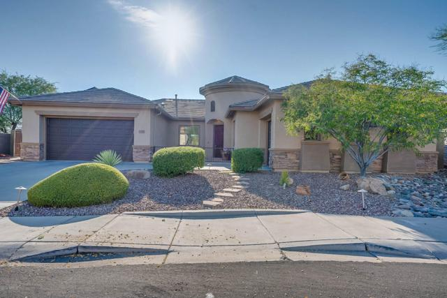 40306 N Blaze Trail, Anthem, AZ 85086 (MLS #5951867) :: Team Wilson Real Estate