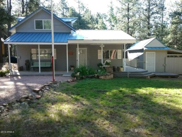 2646 E Rim Loop, Forest Lakes, AZ 85931 (MLS #5951922) :: CC & Co. Real Estate Team