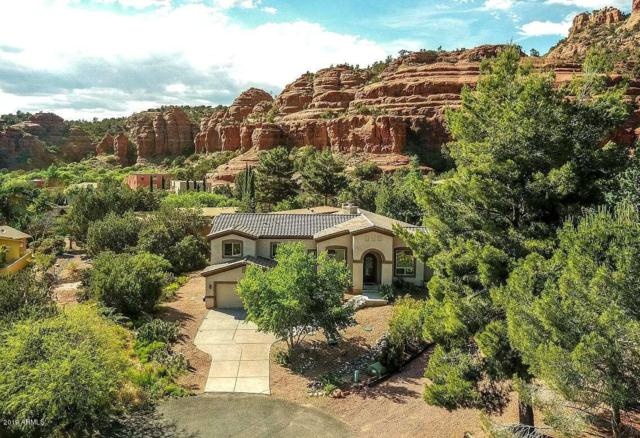 40 Cove Drive, Sedona, AZ 86351 (MLS #5952000) :: The Everest Team at eXp Realty