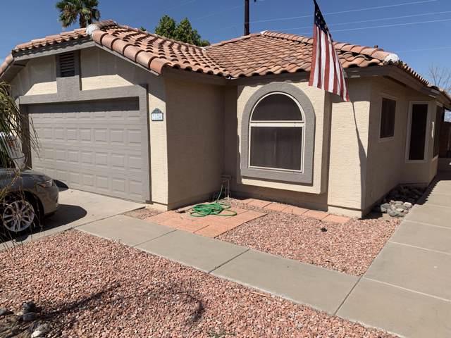 3124 N Copenhagen Drive, Avondale, AZ 85392 (MLS #5952079) :: Brett Tanner Home Selling Team