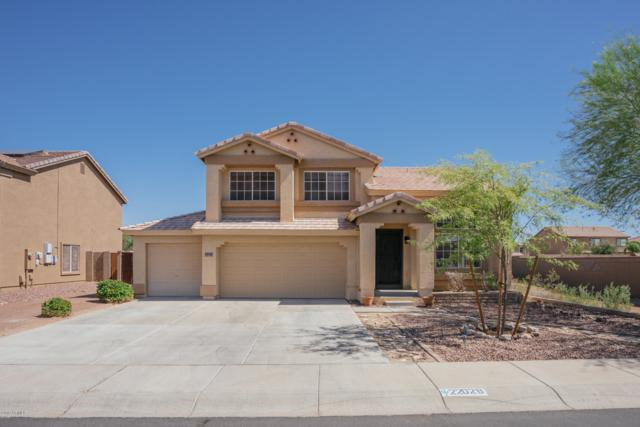 22028 W Morning Glory Street, Buckeye, AZ 85326 (MLS #5952145) :: The Property Partners at eXp Realty