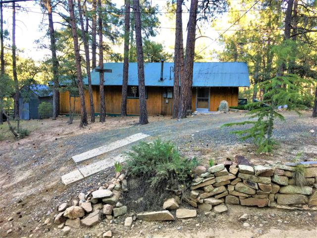 23439 S Sunny South Road, Crown King, AZ 86343 (MLS #5952245) :: Riddle Realty