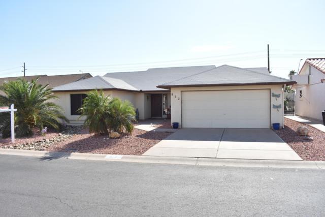 812 S 76TH Place, Mesa, AZ 85208 (MLS #5952293) :: The W Group