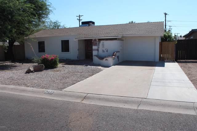 2602 N 70TH Place, Scottsdale, AZ 85257 (MLS #5952328) :: The Pete Dijkstra Team