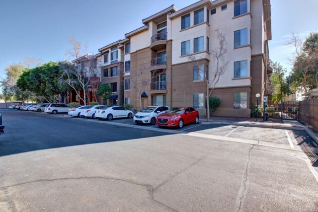 1701 E Colter Street #143, Phoenix, AZ 85016 (MLS #5952334) :: CC & Co. Real Estate Team