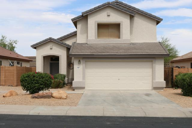 17647 N 167TH Drive, Surprise, AZ 85374 (MLS #5952393) :: CC & Co. Real Estate Team