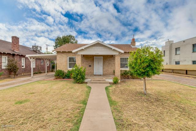 2334 N 8TH Street, Phoenix, AZ 85006 (MLS #5952410) :: Riddle Realty