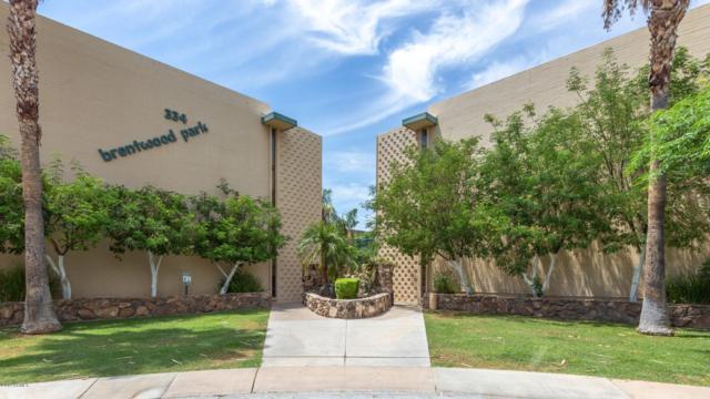 334 W Medlock Drive C203, Phoenix, AZ 85013 (MLS #5952421) :: The Pete Dijkstra Team