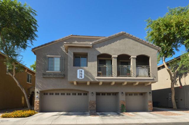 16620 S 48TH Street #76, Phoenix, AZ 85048 (MLS #5952495) :: CC & Co. Real Estate Team