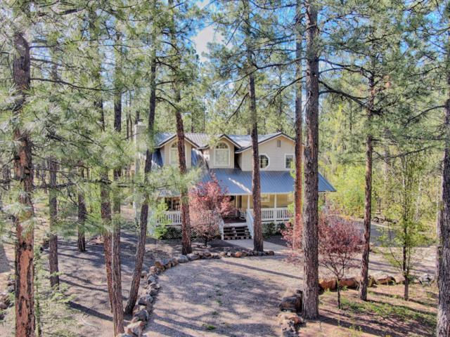 7599 Tall Pine Drive, Pinetop, AZ 85935 (MLS #5952545) :: The Pete Dijkstra Team