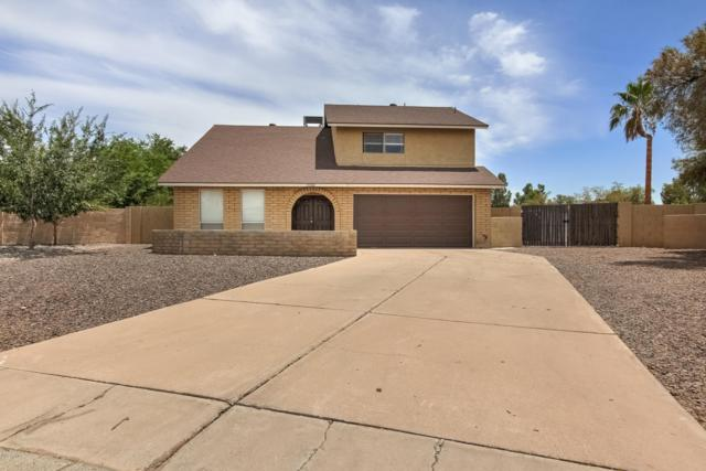 4908 W Augusta Circle, Glendale, AZ 85308 (MLS #5952598) :: The Pete Dijkstra Team