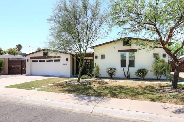 8631 E Berridge Lane, Scottsdale, AZ 85250 (MLS #5952666) :: Keller Williams Realty Phoenix