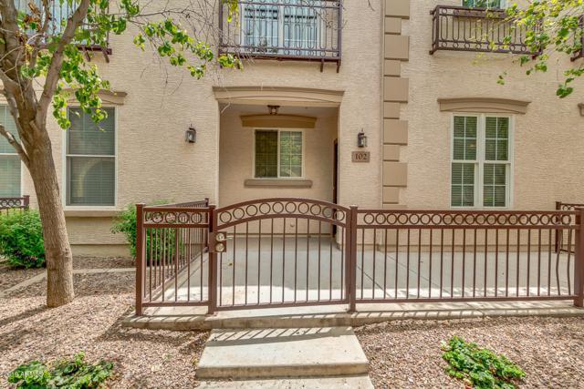 4750 E Thunderheart Trail #102, Gilbert, AZ 85297 (MLS #5952674) :: CC & Co. Real Estate Team