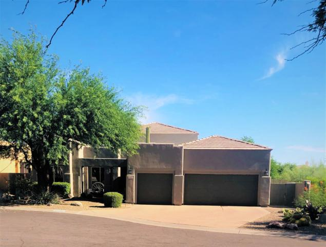 11157 E Gamble Lane, Scottsdale, AZ 85262 (MLS #5952700) :: The Pete Dijkstra Team