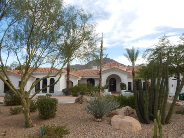 5739 E Joshua Tree Lane, Paradise Valley, AZ 85253 (MLS #5952725) :: The Daniel Montez Real Estate Group