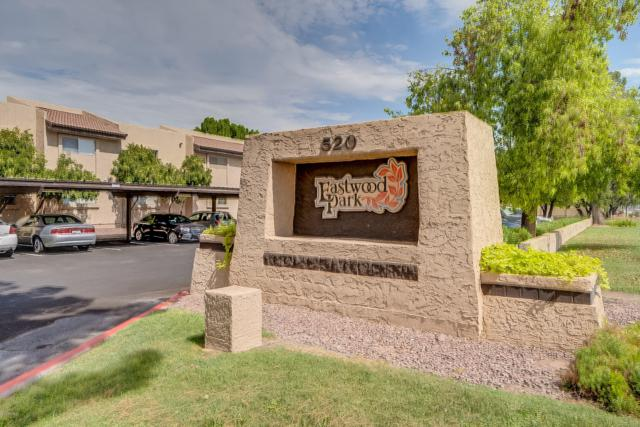 520 N Stapley Drive #155, Mesa, AZ 85203 (MLS #5952751) :: Revelation Real Estate