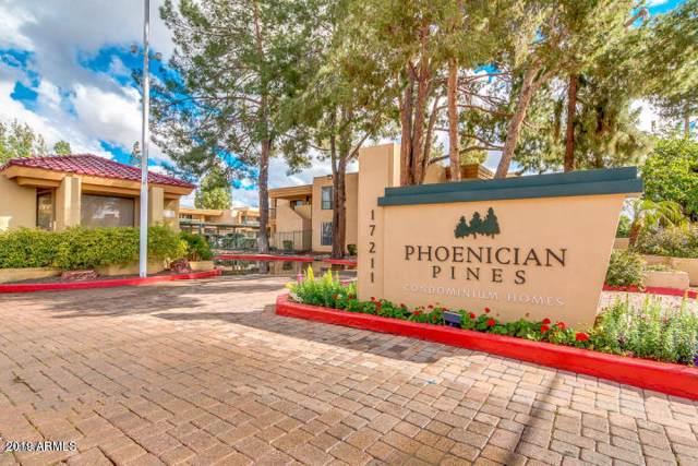 3420 W Danbury Drive C108, Phoenix, AZ 85053 (MLS #5952767) :: The Pete Dijkstra Team
