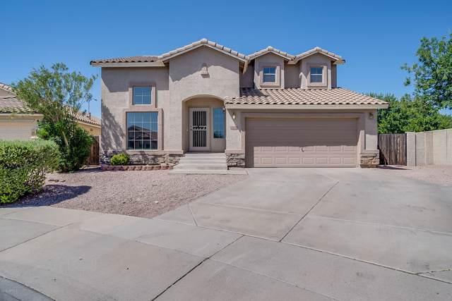 9725 E Kiowa Avenue, Mesa, AZ 85209 (MLS #5952783) :: CC & Co. Real Estate Team