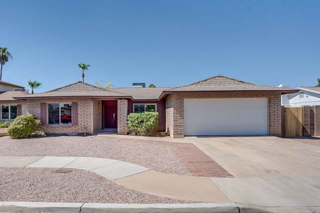2558 W Kiva Avenue, Mesa, AZ 85202 (MLS #5952797) :: Keller Williams Realty Phoenix