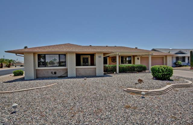 12421 W Eveningside Drive, Sun City West, AZ 85375 (MLS #5952815) :: The Laughton Team