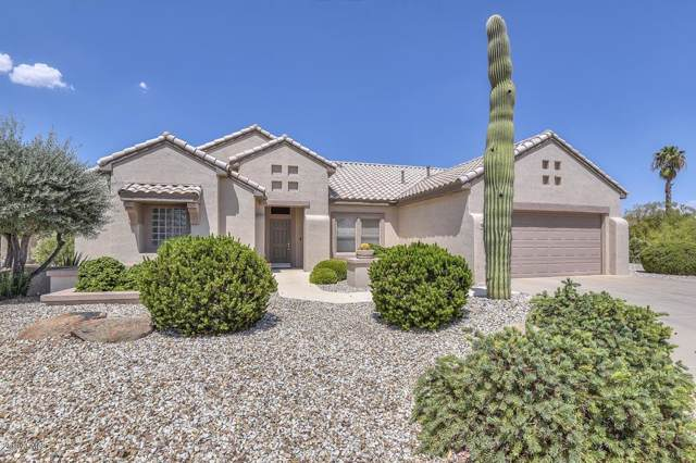 18051 N Emelita Court, Surprise, AZ 85374 (MLS #5952837) :: Brett Tanner Home Selling Team
