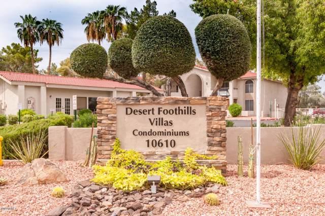 10610 S 48TH Street #2050, Phoenix, AZ 85044 (MLS #5952848) :: Revelation Real Estate
